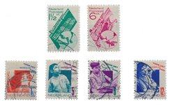 Pays-Bas - Année 1931- Oblitéré