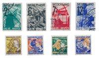 Pays-Bas - Année 1932- Oblitéré