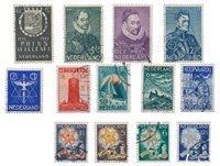 Holland årgang 1933 - Stemplet
