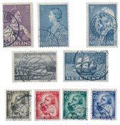 Pays-Bas - Année 1934- Oblitéré