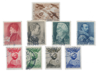 Holland årgang 1935 - Stemplet