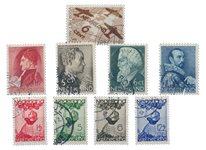 Pays-Bas - Année 1935- Oblitéré