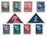 Nederland - 1936 - Gebruikt