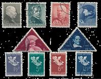 Pays-Bas - Année 1936- Oblitéré