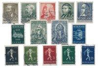 Nederland - 1939 - Gebruikt