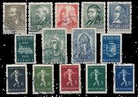 Holland årgang 1939 - Stemplet