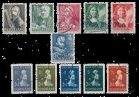 Holland årgang 1940 - Stemplet
