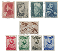 Netherlands - Year set 1935 - Complete