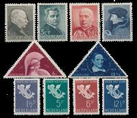 Pays-Bas - Année 1936- Neuf