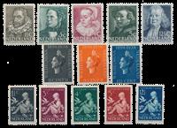 Holland årgang 1938 - Postfrisk