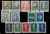 Holland årgang 1939 - Postfrisk