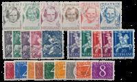 Holland årgang 1946 - Stemplet