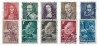 Pays-Bas - Année 1947- Oblitéré