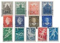 Nederland - 1948 - Gebruikt