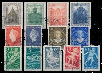Holland årgang 1948 - Stemplet