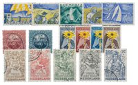 Pays-Bas - Année 1949- Oblitéré
