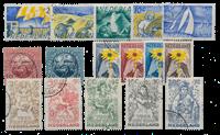 Holland årgang 1949 - Stemplet