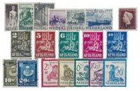 Pays-Bas - Année 1950- Oblitéré