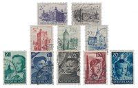 Pays-Bas - Année 1951- Oblitéré