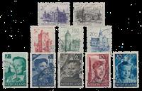 Holland årgang 1951 - Stemplet