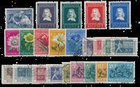 Holland årgang 1952 - Stemplet