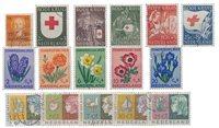 Pays-Bas - Année 1953- Oblitéré