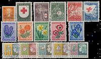Holland årgang 1953 - Stemplet