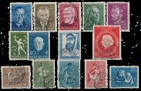 Holland årgang 1954 - Stemplet