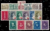 Holland årgang 1955 - Postfrisk