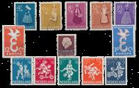 Holland årgang 1958 - Stemplet