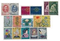Pays-Bas - Année 1960- Oblitéré