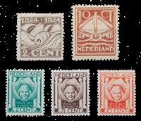 Netherlands year 1924 - Mint