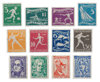 Pays-Bas 1928 - Complet