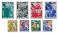 Pays-Bas - Année 1932- Neuf