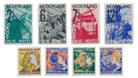 Pays-Bas 1932 - Complet