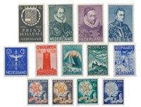 Pays-Bas - Année 1933- Neuf