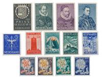Pays-Bas 1933 - Complet