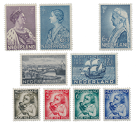 Pays-Bas 1934 - Complet