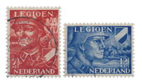 Holland årgang 1942 - Stemplet