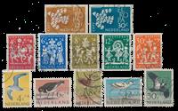 Pays-Bas - Année 1961- Oblitéré