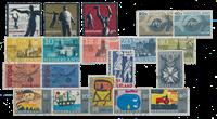 Pays-Bas - Année 1965- Oblitéré