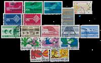 Holland årgang 1968 - Stemplet