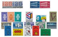 Holland årgang 1969 - Stemplet