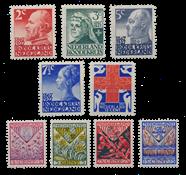 Nederland 1927 - jaargang - Ongebruikt