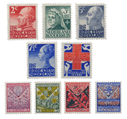 Holland 1927 - Årgang - Ubrugt