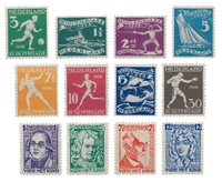 Holland 1928 - Årgang - Ubrugt