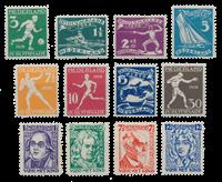 Nederland 1928 - jaargang - Ongebruikt