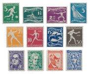 Hollanti 1928 - Käyttämätön