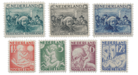 Nederland 1930 - jaargang - Ongebruikt