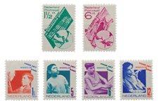 Hollanti 1931 - Vuosi - Käyttämätön